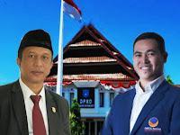 Tumbangkan Partai Golkar, MYL Lengser AIZ Pada Pelantikan Ketua DPRD Pangkep