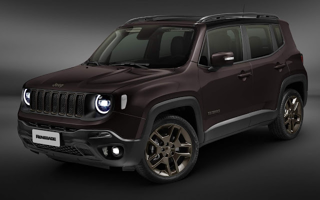 Jeep Renegade 2020 - Limited