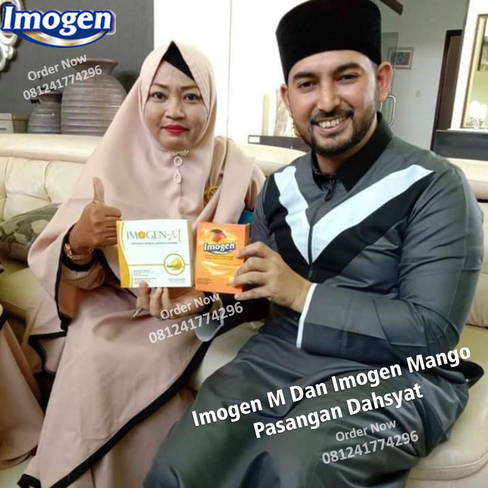 Imogen M dan Mango
