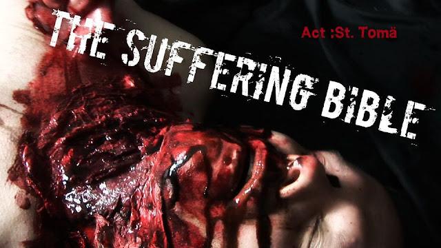 [Crítica] Suffering Bible - Davide Pesca, 2018