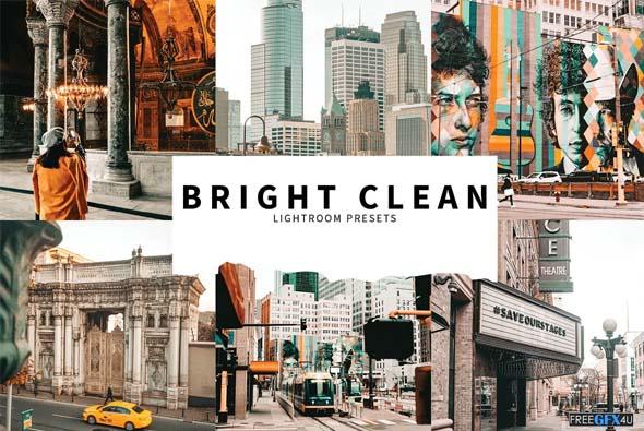 10 Bright Clean Lightroom Presets
