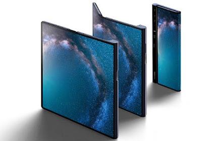 Harga dan Spesifikasi Lengkap Huawei Mate X