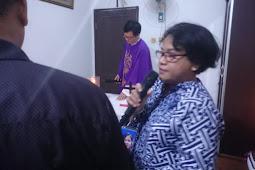 Misa Arwah 40 Hari Ibu Elisabeth Dini Endriyani, Umat Lingkungan Santo Petrus 4