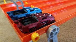 hot wheels target track