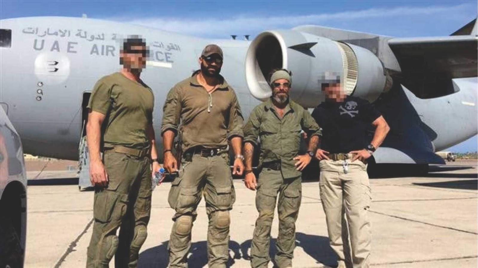 UEA menyewa tim pembunuh AS untuk pembunuhan ala Israel di Yaman