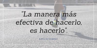 deporte motivacion Amelia Earhat