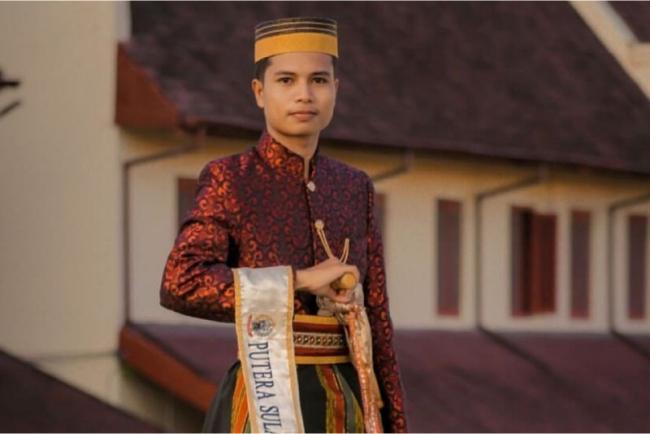 Profil Lengkap Muhammad Salim, Kontestan Duta Putra Sulsel 2019 Asal Bone