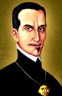 Dibujo de Inca Garcilaso de la Vega a color