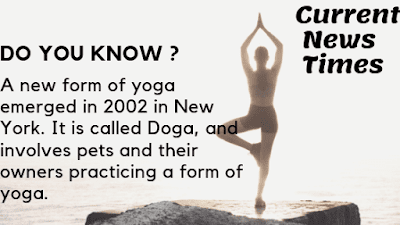 Facts about Doga