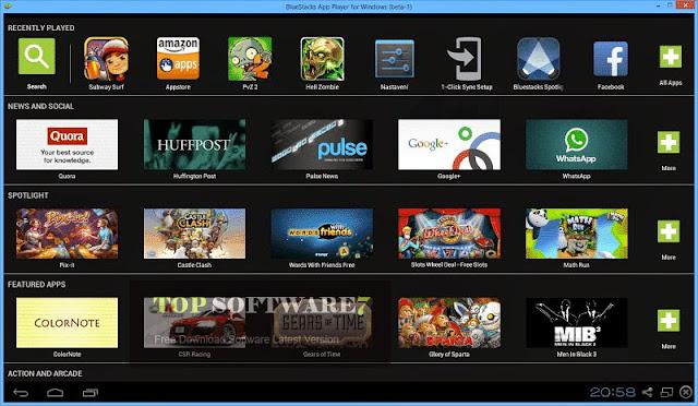 RIALSOFT.com - BlueStacks App Player Terbaru 0.9.30.4239 MOD Offline