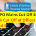 IBPS RRB PO Mains Cut-Off 2019: Also Check Cut-Off of Officer Scale 2 and 3