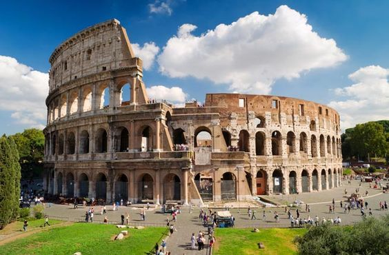 الكولوسيوم - روما