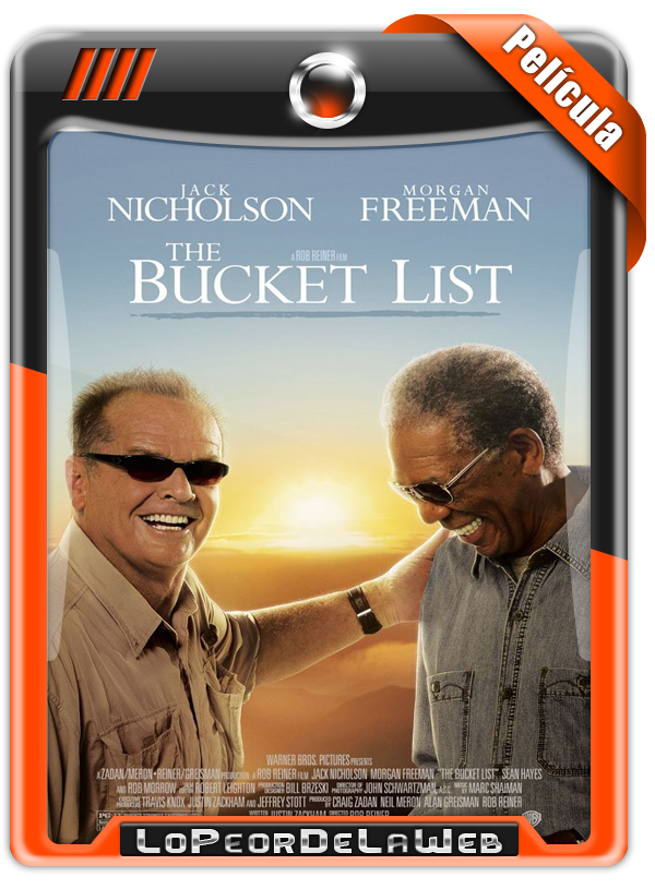 The Bucket List (2007) | Antes De Partir 720p H264 Dual Mega