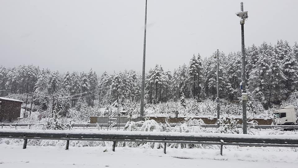Περιφ.Ηπείρου:Αντιμετωπίστηκαν τα προβλήματα από την εκτεταμένη χιονόπτωση στα ορεινά