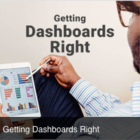Getting Dashboards Right
