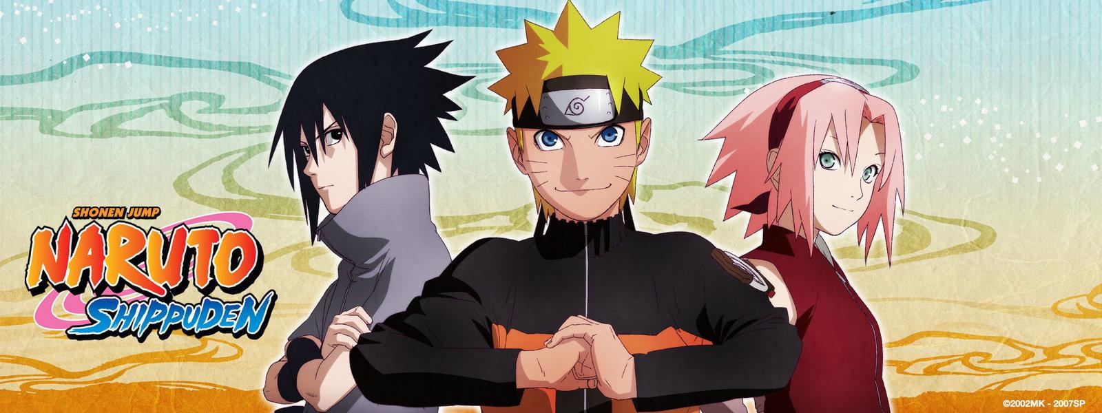 Naruto Shippuden Episode 1
