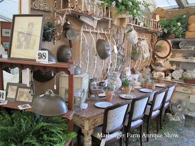 Marburger Farm Antique Show