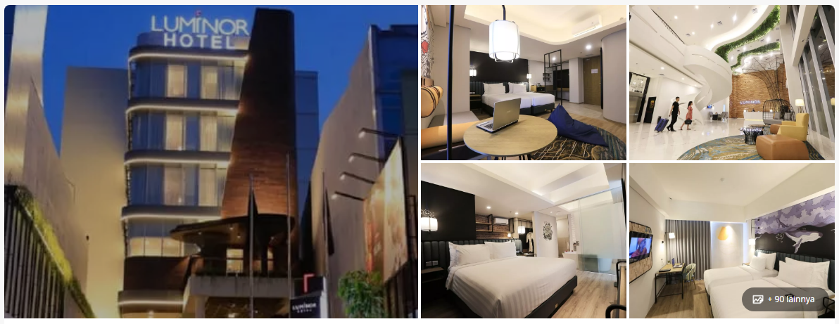 Hotel Luminor Purwokerto