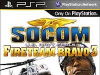 SOCOM - U.S. Navy SEALs Fireteam Bravo 3