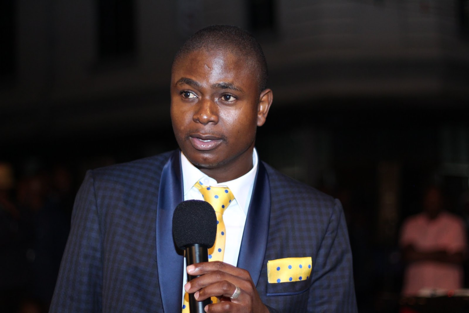 Check Video - Apostle Chiwenga Speaks Out - says It Was An Assasination!
