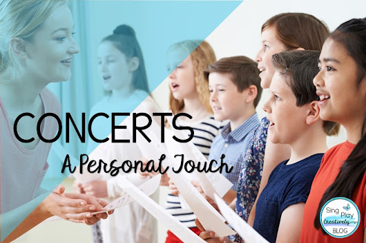 Music Concerts with a Personal Touch