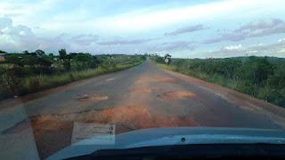 Recuperação de rodovias baianas