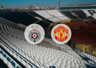 Партизан – Манчестер Юнайтед смотреть онлайн бесплатно 24 октября 2019 прямая трансляция в 19:55 МСК.