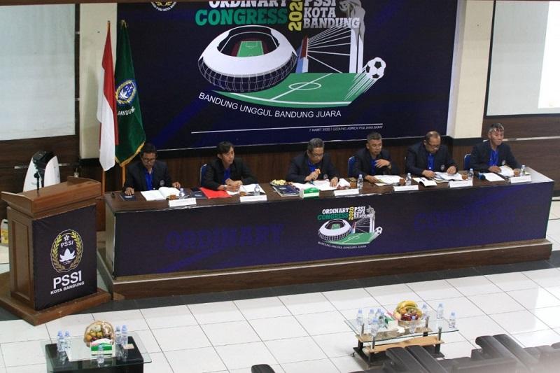 Rancang Program Prioritas, Askot PSSI Kota Bandung Gelar Kongres