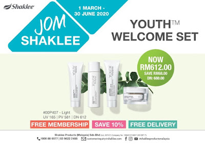 JOM SHAKLEE - YOUTH