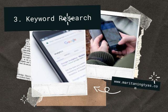 keyword research untuk blog yang lebih berkualitas