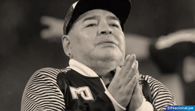 Murió Diego Armando Maradona a los 60 años