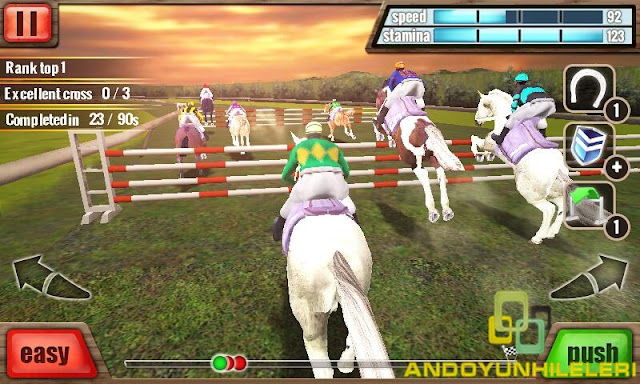 Horse Racing 3D v1.0.5 Hileli