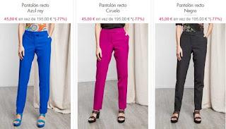 pantalones mujer de la marca Chacok