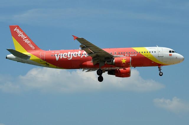 More 800 flights of Vietjet Air enhanced for Tet holiday