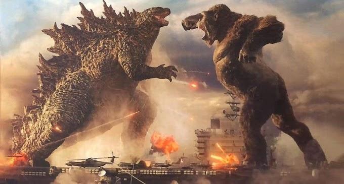 """""""Godzilla vs. Kong"""" reina por tercera semana seguida en los cines de EE.UU."""