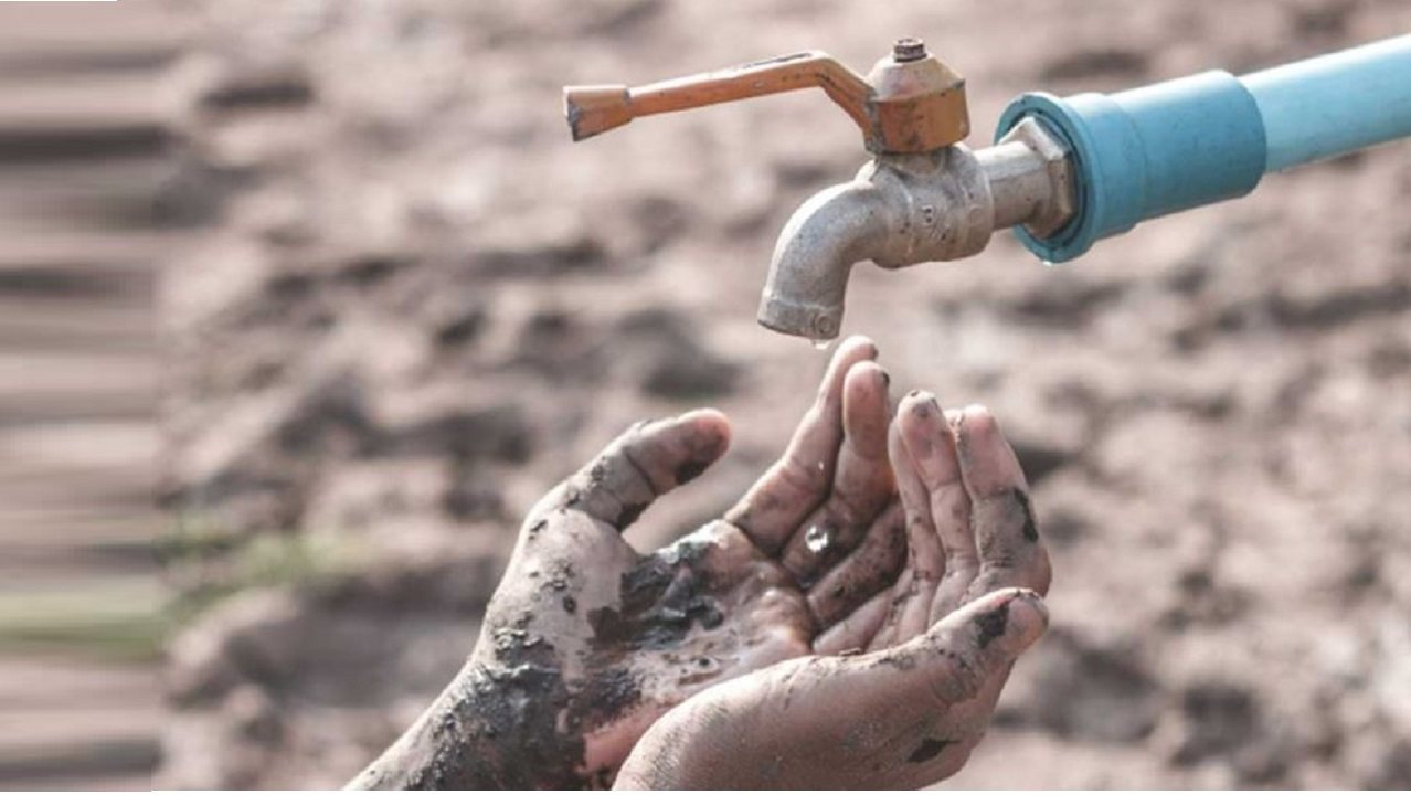 Lack of water in Pakistan can lead to famine-like situations