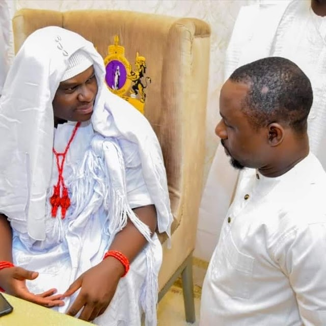 BIRTHDAY MESSAGE TO THE OONI OF IFE, A GREAT ICON OF THE AFRICAN ROYALTY
