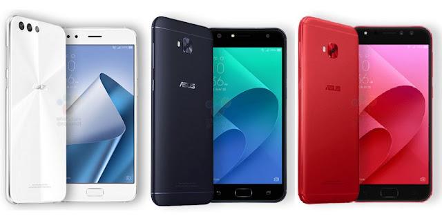 smartphone baru oktober 2017