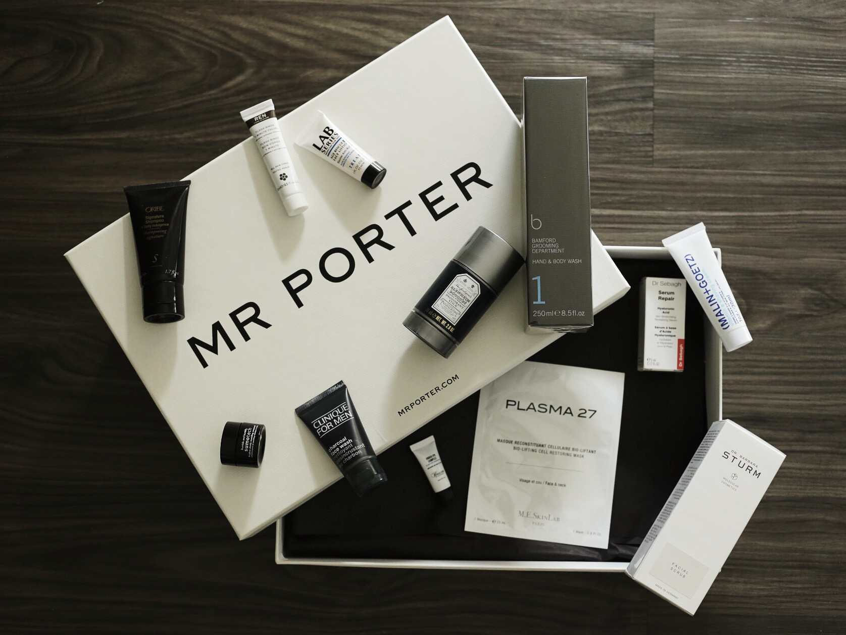 Mr Porter Gift Guide Trend Styled Style Grooming