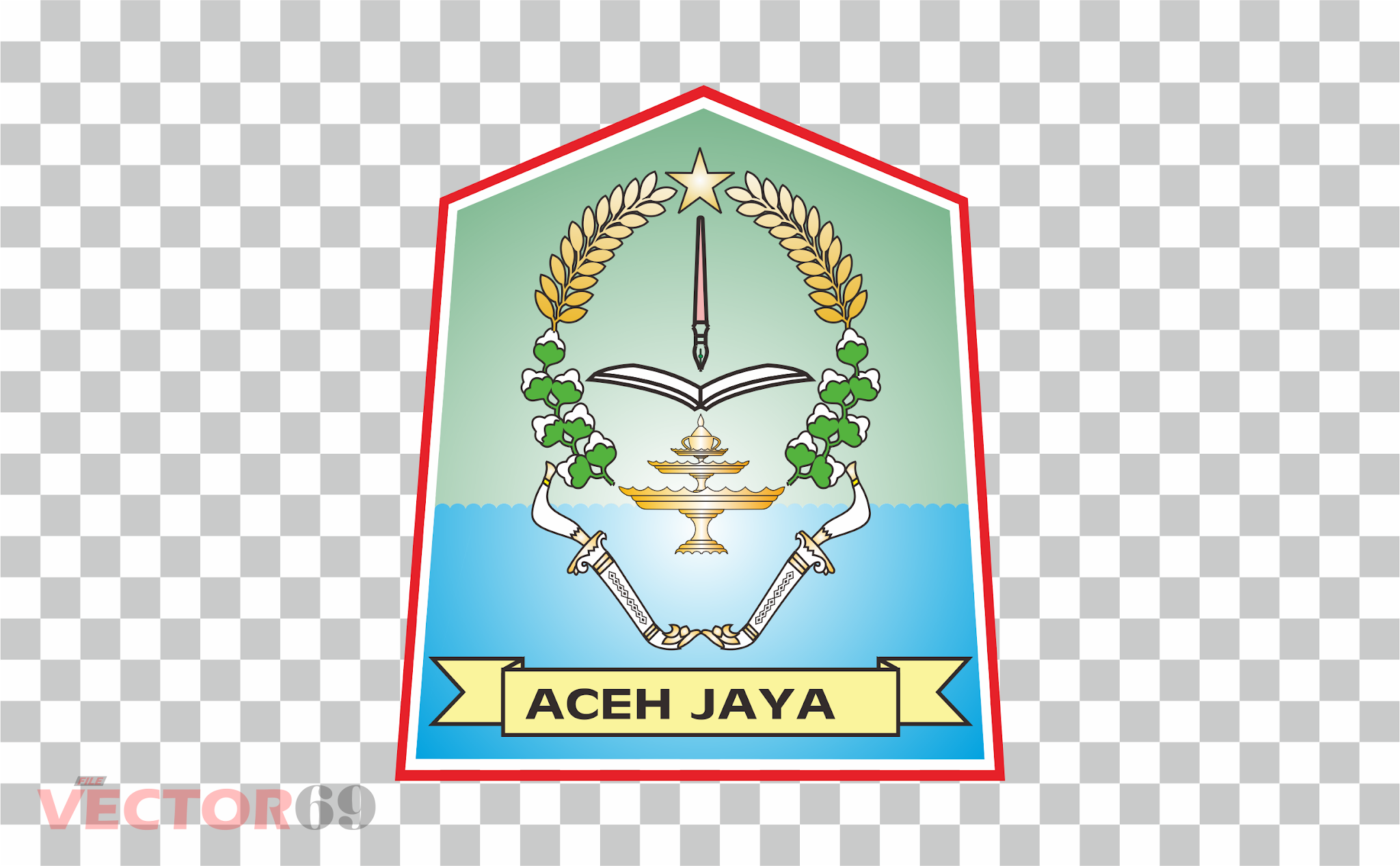 Kabupaten Aceh Jaya Logo - Download Vector File PNG (Portable Network Graphics)