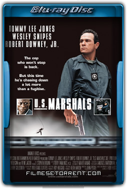 U.S. Marshals Os Federais Torrent 1998 1080p BluRay Dublado
