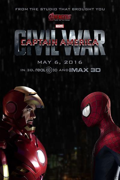 Capitan America 3: Civil War DVDRip película completa