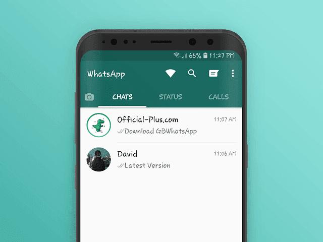GBWhatsApp يتحدى الواتساب ويطلق إصدار جديد سارع لتحميله يمنع واتساب من حظرك