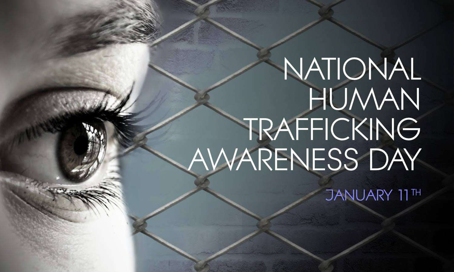 National Human Trafficking Awareness Day Wishes Awesome Picture