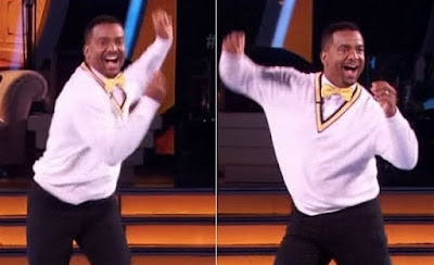 El baile de Carlton es genuino de Alfonso Ribeiro
