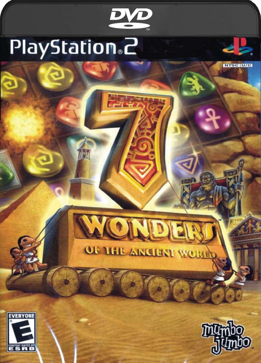 7 Wonders Of The Ancient World (2006) Jogo PlayStation 2