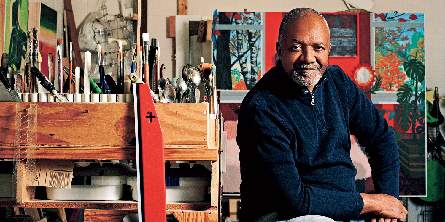 Black Educator: Kerry James Marshall: Bringing Black Faces ...