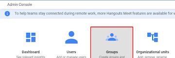 Cara Buat Group Email di G Suite