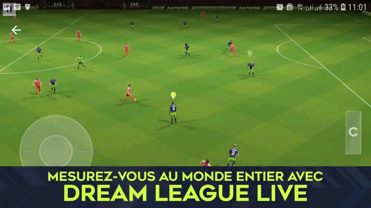 DLS21 مهكرة | تحميل لعبة دريم ليج مهكرة DREAM LEAGUE SOCCER 2021 آخر إصدار من ميديا فاير