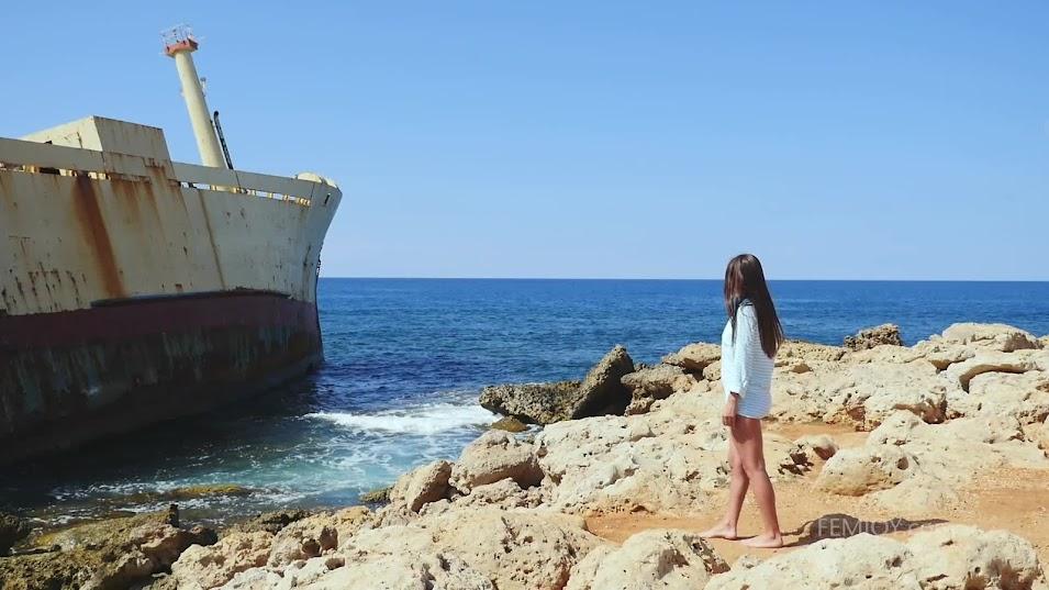 [FemJoy] Edessa G - Shipwreck